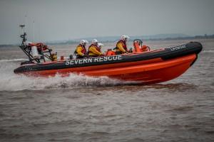 """SARA Lifeboat 1 """" Jim Hewitt"""""""