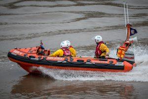 SARA Lifeboat 14