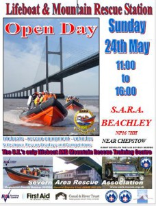 Beachley Openday 2015